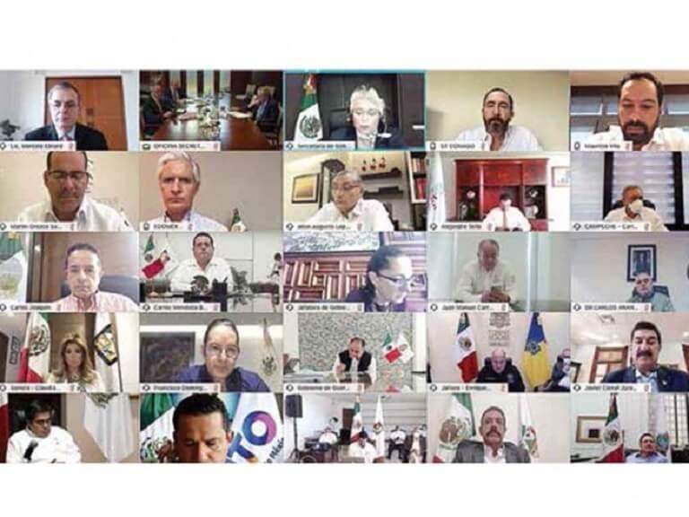 Sánchez Cordero pide a los estados apegarse al semáforo epidemiológico federal
