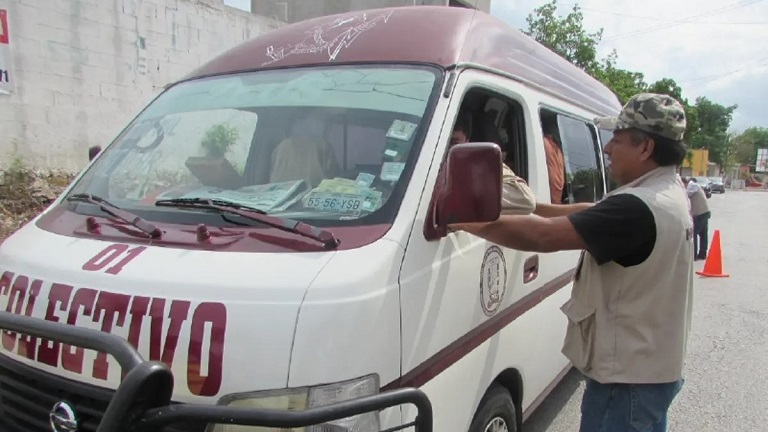 Desfavorece Toque De Queda A Taxistas Foraneos Untrac