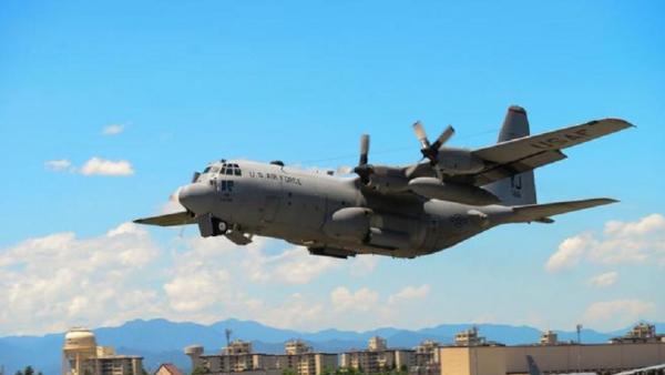 Reportan colisión de dos aviones de la Marina de EU en Japón